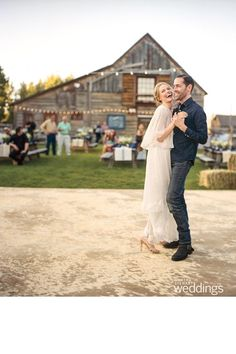 Kate Bosworth's wedding - what a gorgeous setting!