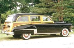 1949 Oldsmobile 76 Woody Station Wagon