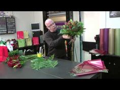 35. Enchanted Forest Hand Tied - YouTube