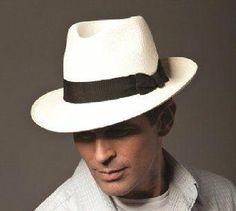 ca4f63fd81f63 Stetson Breakers - Straw Fedora Hat