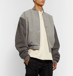 Take advantage of the end of the fall-winter 2019 season and enjoy discounted prices on designer fashions that are part of Mr Porter's holiday sale. The Fashionisto, Satin Bomber Jacket, Hooded Parka, Mr Porter, Double Breasted, Work Wear, Fashion News, Men's Jackets, How To Wear