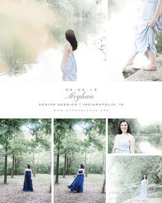 SENIOR PHOTOGRAPHY | Meghan - Indianapolis, IN — Katerina Marie