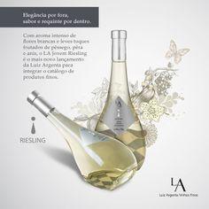 Gampi cria campanha para garrafas design Luiz Argenta.