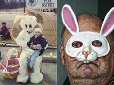 17 Terrifying Easter Bunnies You Must See