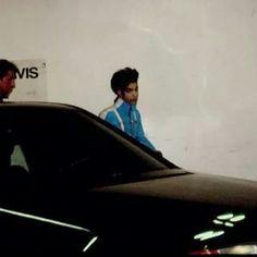 Prince 1993 Act II era rare photo!