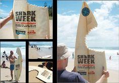 Guerrilla Marketing ad  http://thegapster.co.uk
