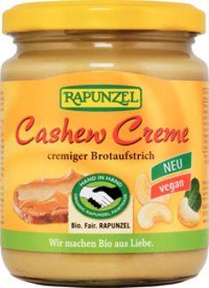 Rapunzel Cashew Creme, 250g