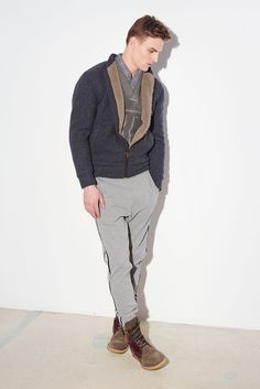 Tomas Maier Fall 2015 Menswear - Collection - Gallery - Style.com
