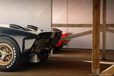 Morning Calm Part 3... Ford GT40 Paddock - 2013 Goodwood R…   Flickr