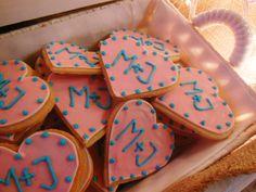 Cookies decordas en Shine a light Table de Süss Pastelería