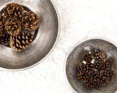 Utama Brass Bowl, Medium in Brass Bowls £50.00   India May Home, Luxury Homeware