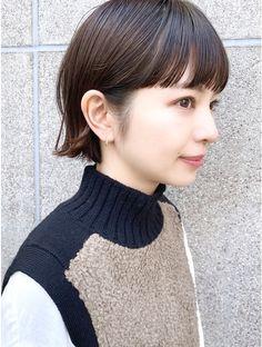 Normal Body, 50 Hair, Hair Arrange, Salon Style, About Hair, Korean Beauty, Cute Hairstyles, Cute Girls, Short Hair Styles