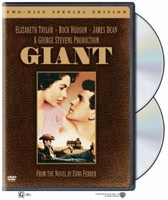 Giant (Two-Disc Special Edition) DVD ~ Elizabeth Taylor, http://www.amazon.com/dp/B0007US7FI/ref=cm_sw_r_pi_dp_9qCfqb1PZC9Z0