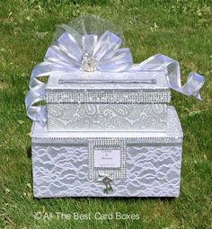 52 Trendy Wedding Card Box With Lock Design Bling Wedding, Card Box Wedding, Star Wedding, Trendy Wedding, Wedding Ideas, Wedding Themes, Wedding Bouquet, Wedding Gifts, Wedding Dresses