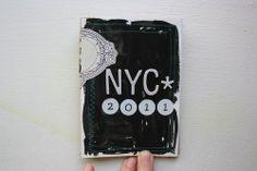 NYC Minibook from Elise Blaha Cripe