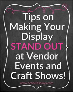 Tips on Making Your Display Stand Out at Craft Shows and Vendor Events! Tips on Making Your Display Stand Out at Craft Shows and Vendor Events – Stack Displays If you appreciate arts and crafts you will really like this cool info! Vendor Displays, Craft Booth Displays, Display Ideas, Booth Ideas, Jewelry Displays, Display Stands, Jewelry Box, Wooden Jewelry, Retail Displays