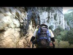 Parque Natural del Montsec. Reportaje sobre la excursión al Congost de Mont-rebei en el Parque Natural del Montsec, en Lleida, Cataluña