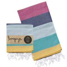 Premium Apple Green Loopys Cotton Turkish Beach Pool Bath Towel Peshtemal Fouta