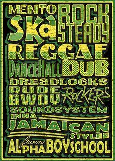 Reggae style                                                                                                                                                                                 Más