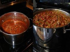 Wendy's Chili ~ Save this recipe for a crisp fall day... | How to Cook Guide