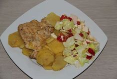 Morčacie prsia so zemiakmi Potato Salad, Potatoes, Cooking, Ethnic Recipes, Food, Cuisine, Kitchen, Meal, Potato