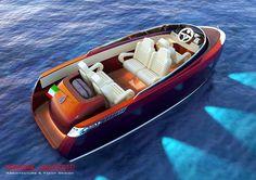 Luxury Tender 5m