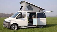 The all-new Tonke Van
