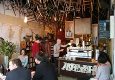 my taste buds tell me it's quite possibly the best coffee in melbourne -- brother buba budan