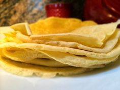 Grain Free Soft Tortillas/Crepes #holisticmomrn Holistic Mom R.N. - our family's journey in search of wellness