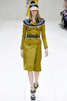 Burberry Prorsum - Spring 2012 Ready-to-Wear - Look 9 of 53