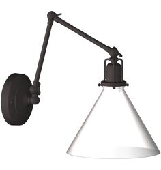 Oil-rubbed-bronze-with-deep-cone-shade