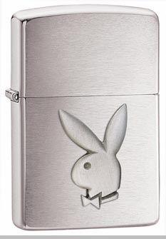 Playboy Bunny Zippo Lighter