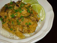 Khoresht Gharch (Persian Mushroom Stew) | Tara's Multicultural Table