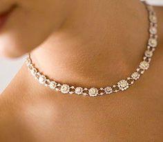 tanishq diamond necklace jewellery pinterest. Black Bedroom Furniture Sets. Home Design Ideas