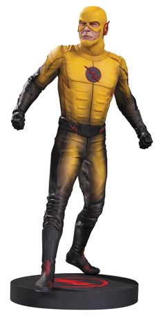 The Flash TV Series statuette 1/6 Reverse-Flash DC Collectibles