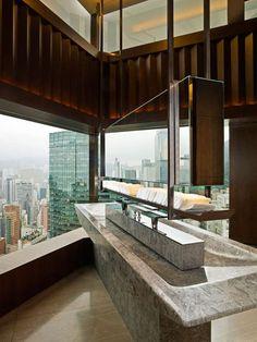 Top 50 des salles de bain de rêve dans lesquelles on aurait envie d'habiter, carrément
