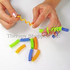 Silent Classroom Fidgets : The Therapy Shoppe, The extraordinary little specialty shoppe for school and pediatric therapists, teachers and parents too.