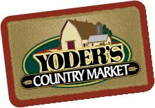 In Lancaster, PA; Yoder's Country Market is your One-Stop Shopping for Groceries, Pharmacy, Restaurant, Dairy, Flower and Gift Shops