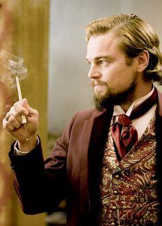 Leonardo DiCaprio as Calvin Candie, Django Unchained (2012) #actors #movies