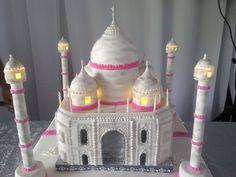 Taj Mahal - Cake by sasha