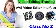 AVS Video Editor Interface In Urdu|Hindi Class 2