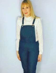 i_seam_sew_happy_xx's Mila Dungarees - Sewing pattern by Tilly and the Buttons