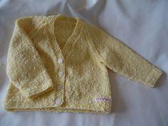Lemon cardigan age 2 £8.00