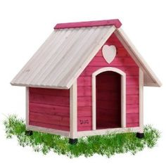 Arf Frame Pink Princess Pad Dog House