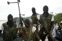 Militants kill 5 Policemen, 2 soldiers in Lagos