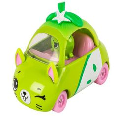 Shopkins Series 1 Cutie Car - Peely Apple Wheels