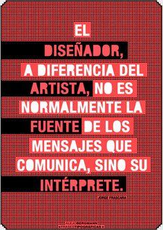 Frases Tipográficas by Alejo Bergmann, via Behance