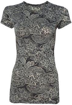 Yoga Clothing For You Ladies Burnout Tie Dye Tee  Price : $14.99 - $16.99 http://yogaclothingforyou.hostedbywebstore.com/Yoga-Clothing-For-You-Burnout/dp/B00OZWCGYC