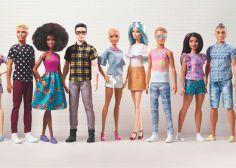 barbie doll poem tone