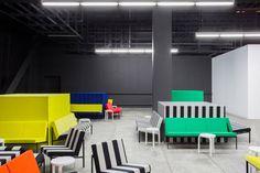 City rooms by KUEHN MALVEZZI Architects   Office facilities